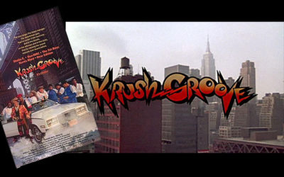 Krush Groove (1985):  Kick it Old School with Russell Simmons and Def Jam! 5