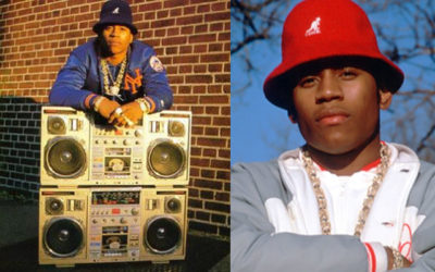 LL Cool J: 1986 Interview in his Grandparents' Neighborhood!