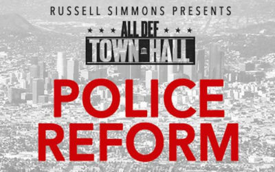 All Def Digital's first Town Hall Meeting Addressing Police Reform