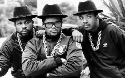 RUN D.M.C Pioneers of Fusion Hip Hop!