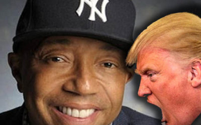 Russell Simmons Stomps Donald Trump on Instagram