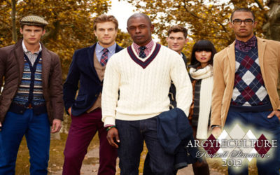 ArgyleCulture: Looking Back to the Launch of the Fall 2012 Collection