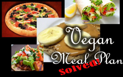Vegan Meal Plans Simplified! Time to get Healthy!